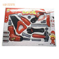 Newest kids plastic fire tools toy