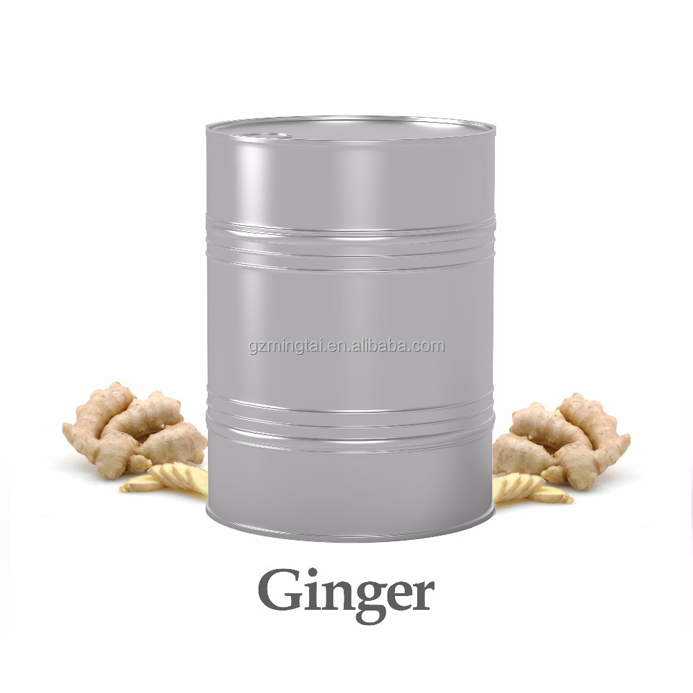 100% Pure & Natural Ginger Oil For Aromatherapy / Spa / Massage