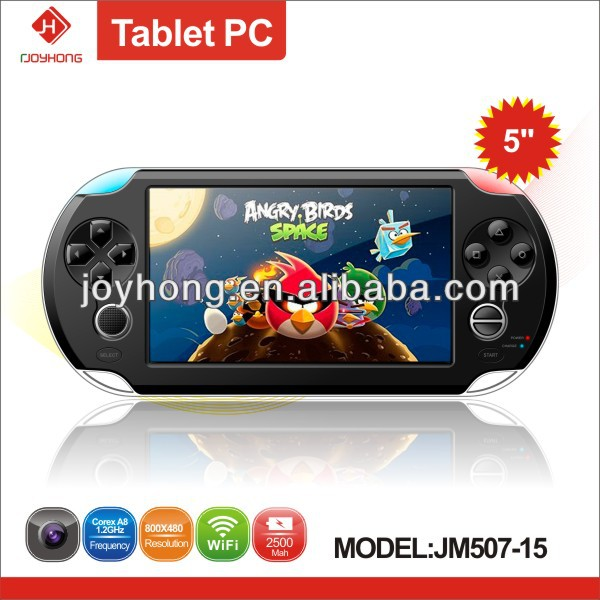 5.0 inch 5 Points Android Touch Screen Android Game Player