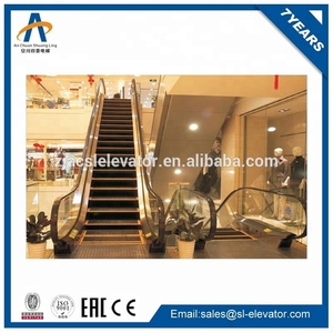 China FuJi Brand floor cost escalation clause job electric China escalator