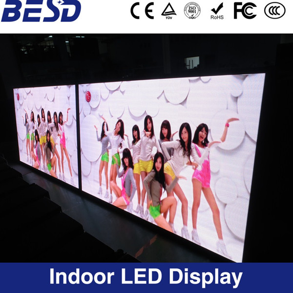 p3 full color Indoor LED Display Screen panel led large screen display