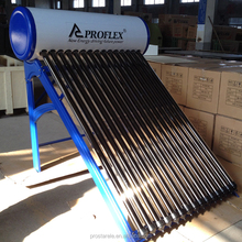 South American Market stainless steel unpressurized china manufacture solar water heater
