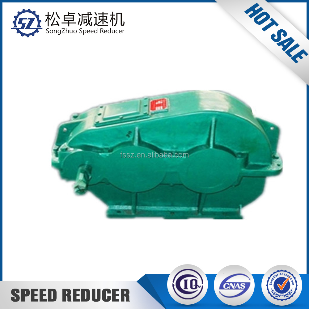 Gearbox for lime vertical preheater