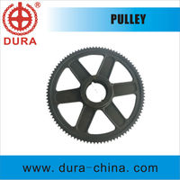 Pulley Cast iron Motorcycle Sprocket
