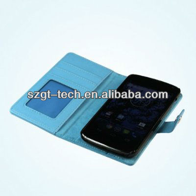 2012 new design protective case for google nexus 4