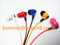 plastice mono earphone