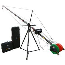 New type light weight carbon fiber video camera jib crane for sale