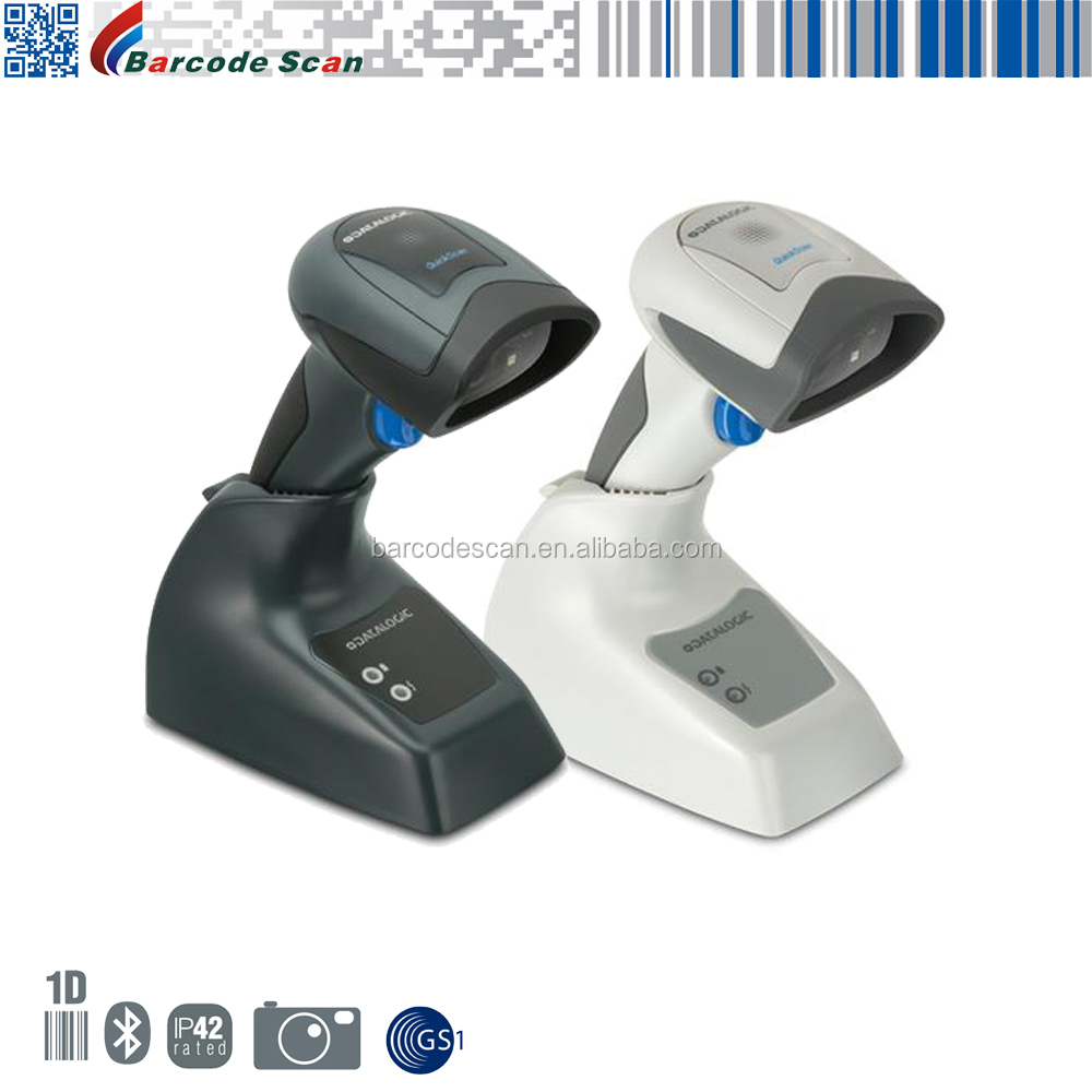 Extra-wide scan angle Datalogic QuickScan I QBT2131 Bluetooth Wireless Barcode Scanner
