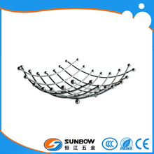 OEM stainless wire fruit storage basket