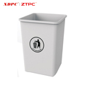 Quality-Assured Chinese Manufacturer Outdoor Trash Bin
