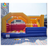 Funny kids small bouncy castle slide, inflatable moon jump with low price for sale