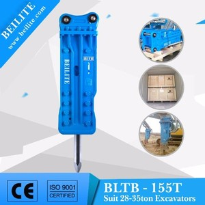 28-35 ton Hydraulic hammer BLTB-155T heavy machinery equipment construction hydraulic hammer breaker