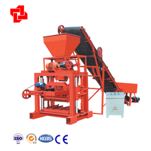 used block machine for sale QTJ4-35B2 widely used concrete block making machine for sale in usa