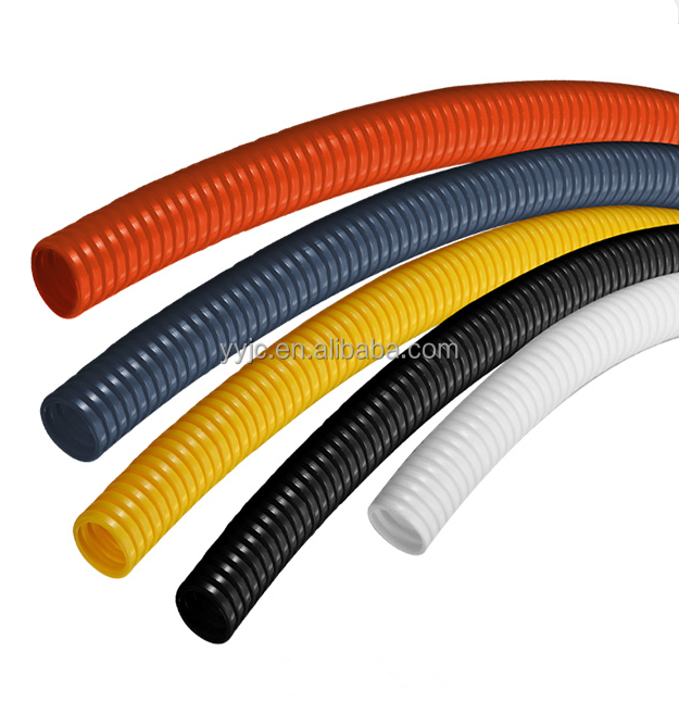 "2"" Plastic Flexible Corrugated Conduit"
