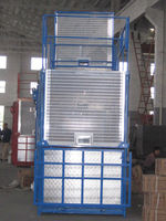 SC270 single cage construction elevator lifter