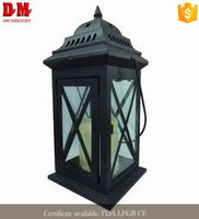 Garden Decorative Metal Lantern Stand