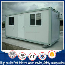Friendly kit prefab cheap expandable container house