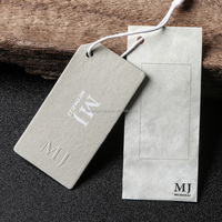 custom special clothing hang tag