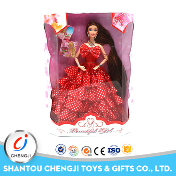 Fashion vinyl best quality hot 11.5 inch american girl doll wholesale