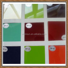 best price top quality melamine plywood 19mm thick from China factory