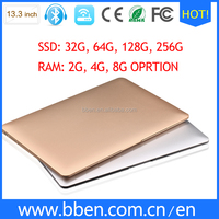 Bulk buying laptop computer 1920*1080 intel core i5 4G/256G free laptop games download