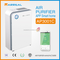 Factory supply air purifier ionizer for home office use