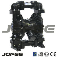 Diaphragm type painting pump
