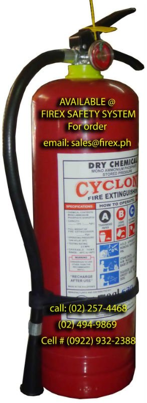 DRY CHEMICAL FIRE EXTINGUISHER (MAP) BRANDNEW / REFILL, DRY CHEM, MAP, MONO AMMONIUM PHOSPHATE