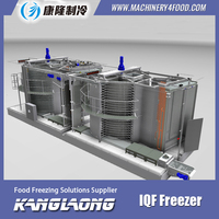New BrAnd Blast Chiller Freezer