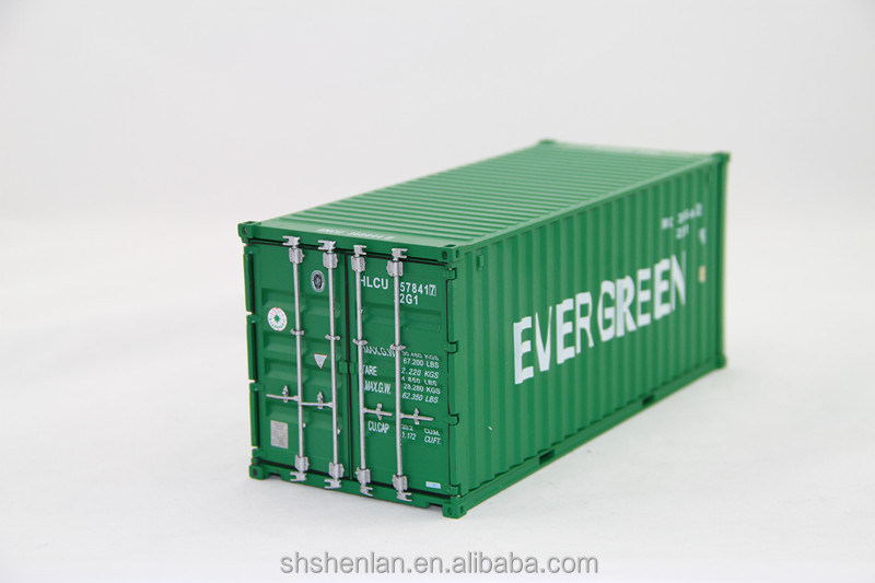 Evergreen scale 1 30 20 ft alloy container model buy for 30 foot shipping container