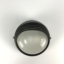 Most popular aluminium round bulkhead light 0107/0307 spiral HD design indoor and outdoor moisture-proof lights