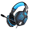 2017 new modle KOTION EACH G1100 Vibration Function Pro Gaming Headphone Games Headset with Mic