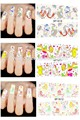 Cute Animal Nail Sticker Printing Paper
