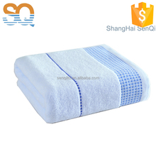 luxury hotel 100% cotton terry bath towels