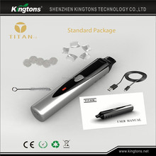 classic handhold Titan 1 herbal vaporizer, best selling in USA market