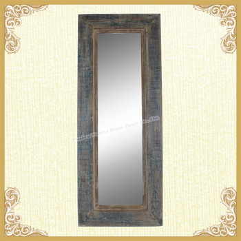 Artful craft wall mirror