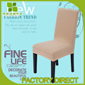 thicker spandex stretch half chair cover for wedding&party&banquet