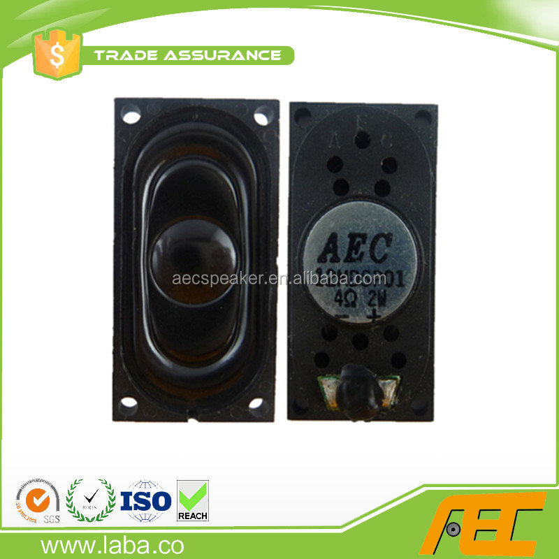 Functional 20*40MM 4ohm 3W Tablet Speakers