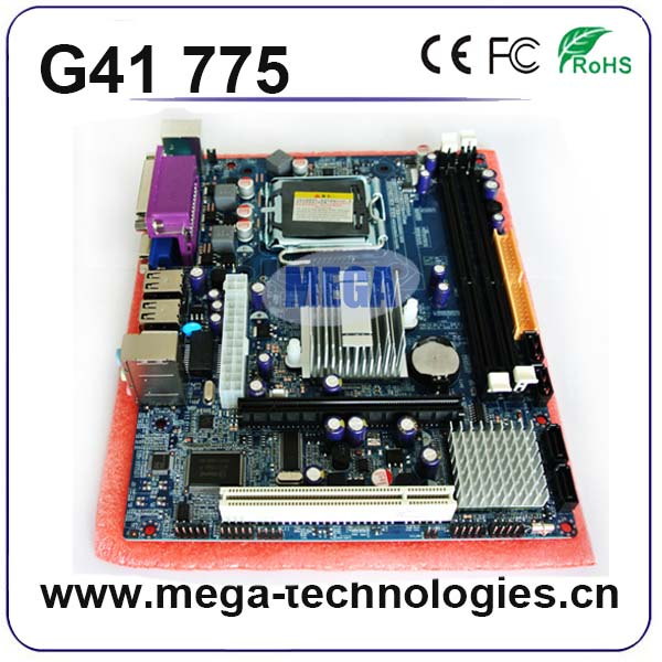 INTEL MOTHERBOARD 945 DDR2 775 SOCKET G41 types of computer motherboard STABLE QUALITY