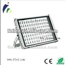 IP66 bridgelux chip warm white 70w led flood light
