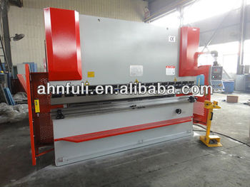 Hydraulic press brake WC67Y-200/3200,Hydraulic press break 200 tons,Hydraulic press brake 3200mm Long for binding capacity 8mm