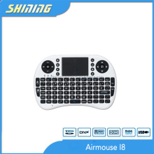 2.4GHz Rii Mini i8 Wireless Keyboard Air Mouse with Touchpad for PC Pad Google Andriod TV Box