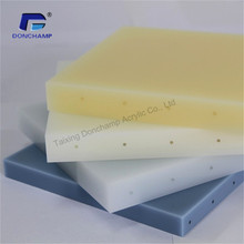 Industrial factory boundary acrylic noise sound barrier for sound proof walls