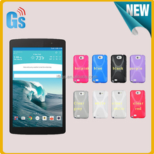 X TPU Soft Gel Case Cover For LG G Pad 8.3 X8.3 Promotional Item
