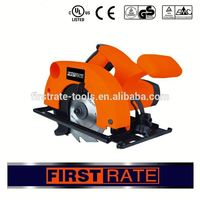 800W electrical portable disk saw wood working machine
