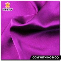 color satin fabric,2015 Newest Style Hellosilk Gradient color satin fabric,translucent fabrics