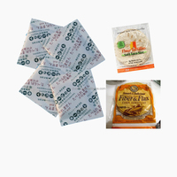 Tortilla used oxygen absorber hot sale oxygen absorber for food packing