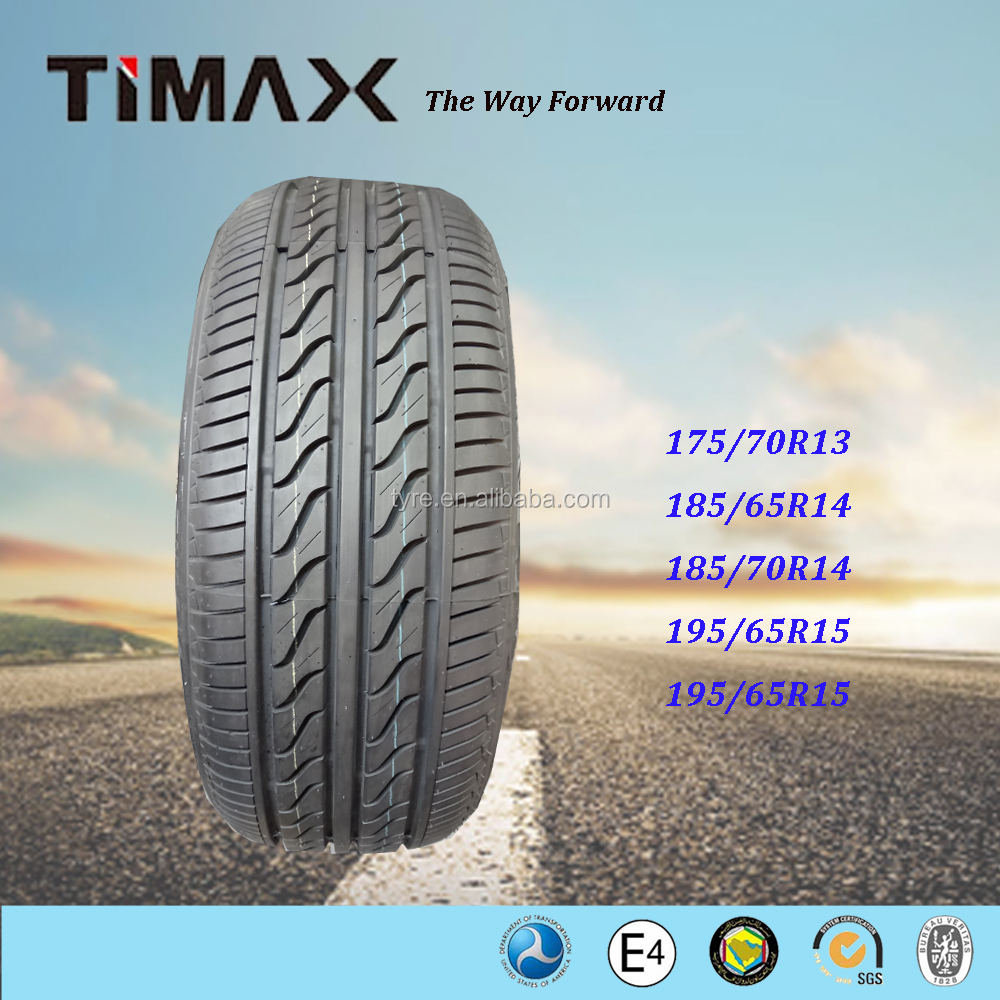 Tanco Tire Made in China low price car tire 175/70R13 185/70R14 185/65R14 195/65R15