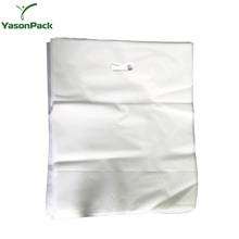 Recycle custom target reusable clear foldable biodegradable plastic grocery shopping bags