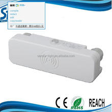 New Inventions Indoor Waterproof Small PC Materials ST757 Microwave Radar Sensor Human time delay motion sensor switch